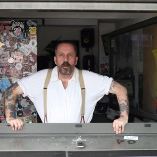 Andrew Weatherall Presents: Music's Not For Everyone - 4th August 2016