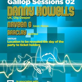 Danny Howells - Live in Gallop Sessions 02, The Compound, San Francisco (03-10-2009)