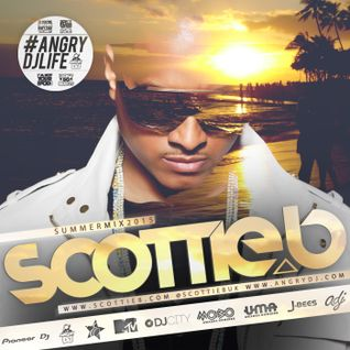Scottie B - Summer Mix 15 [@ScottieBUk] #SBSummerMix15