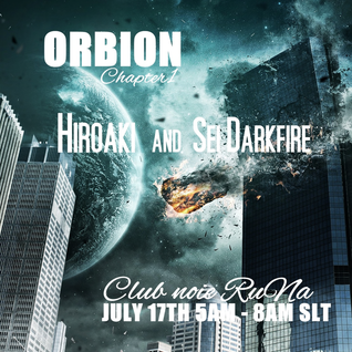 "Club noise RuNa ""ORBION""2015/07/17 LIVE set DJ-Sei"