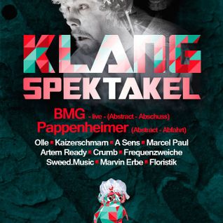 Klangspektakel - BMG & Pappenheimer - Apr 13 2013 - Cha Cha Westerburg
