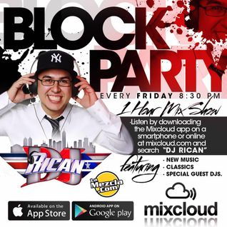 Rican's Block Party - Reggaeton Anthems Edition