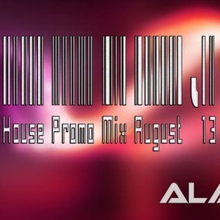 "AlAn1 ""Live Set"" - **Promo Mix August 2013**"
