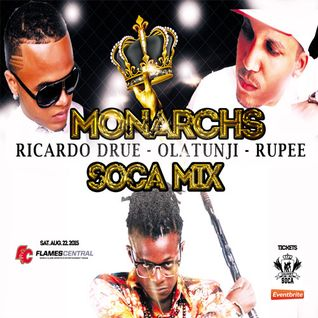 Best of - Olatunji, Ricardo Drue and Rupee (2015) - Soca Mix