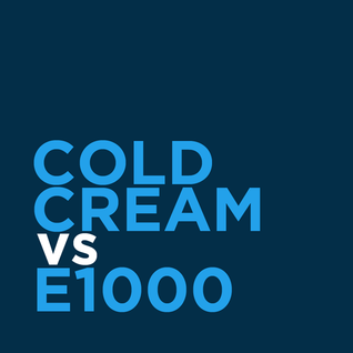 Cold Cream & E1000 - Back 2-2 Back Mix