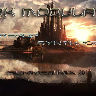 Futurepop / Synthpop / EBM SUMMER MIX 2016 From DJ DARK MODULATOR