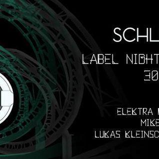 Lukas Kleinschnitz @ Schleuder Records Label Night / Zimmermanns 30,05.2014