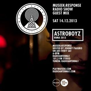 Museek Podcast By ASTROBOYZ