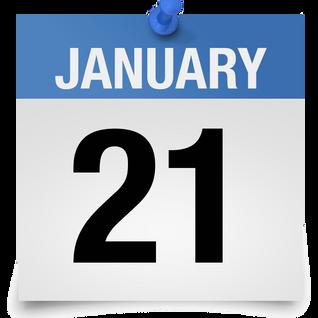 The Wreck - January Twenty One, 2016