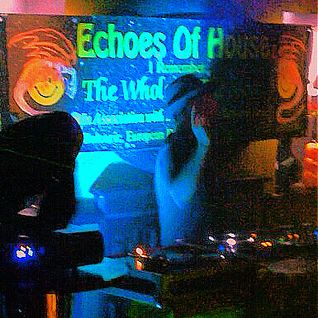 LEE ADAMS @ ECHOES OF HOUSE - ZINGARA- OCTOBER 26th 2013