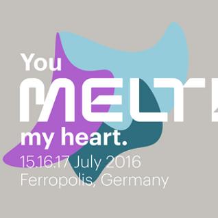Marco Resmann - Live @ Melt! 2016 (Ferropolis) Sleepless Floor