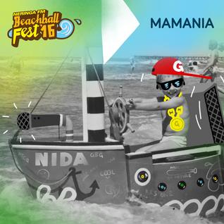 Neringa FM Beachball FEST'16 Promo mix: MAMANIA