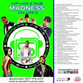Hip Hop & RnB Madness Volume 5