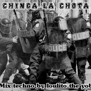 """""""Chinga la chota!"""" - nov. 2010"""