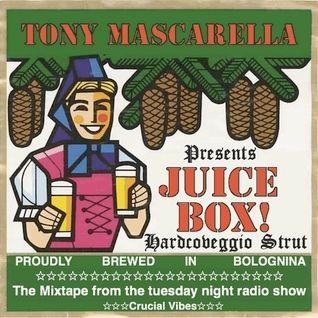 Tony Mascarella - Hardcoveggio Strut -