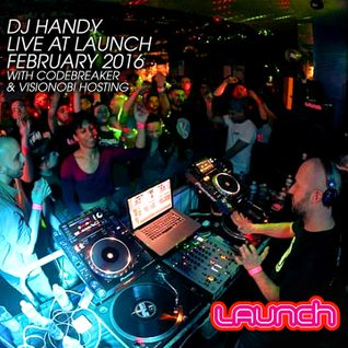 Handy with Codebreaker & Visionobi  live at Launch February 2016