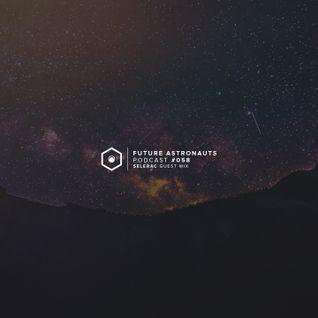 Future Astronauts Podcast #059 - Selerac Guest Mix [10.07.16]