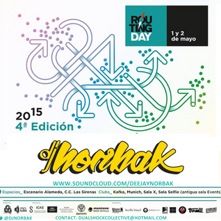 NORBAK @ Routing Day 2015 - Sala Events (Sevilla) [02.05.15]