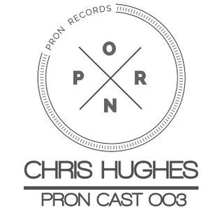 PronCast OO3 - Chris Hughes