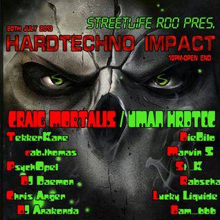 DJ DAEMON @ SL RDO - Hardtechno Impact