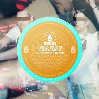 Dauerfeuer Radio 13 – Audio Stunts & Mahumba
