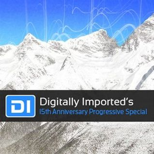 DJ toRn  - Digitally Imported 15th Anniversary Progressive Special on DI.FM - December 2014