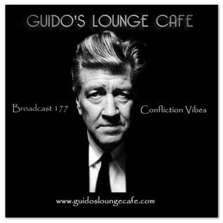 Guido's Lounge Cafe Broadcast 0177 Confliction Vibes (20150724)