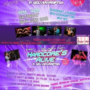 @ HARDCORE'S ALIVE EVENT 1