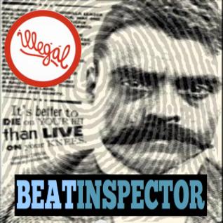 Beatinspector @ Illegal Pub, Budapest - Little Friday - (2013. március 14.)