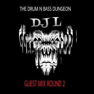 DJ L - The DNB Dungeon - Guest mix #2