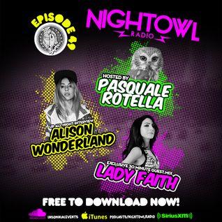 Night Owl Radio 049 ft. Alison Wonderland and Lady Faith