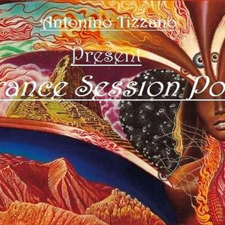 Antonino Tizzano Present The Trance Session Podcast Episode 003