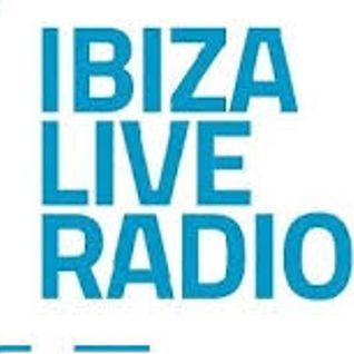 IBIZA LIVE RADIO / BLU DYE RADIO SHOW 04-09-2014