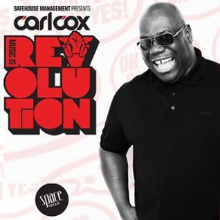 Carl Cox -Live @ Music is Revolution, Week 15 (Closing Party Space Ibiza 8 hours set) – 20-SEP-2016