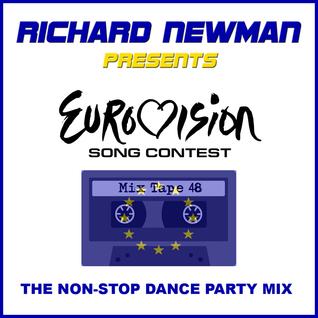 Richard Newman Presents Eurovision