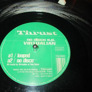 Man - In Thrust I Trust - Vol 2 - HardTechno - Fevrier 2015
