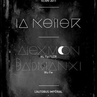 Badmanxl (Badis) - La Keller @ L'Autobus Impérial (Paris) - 10.09.2011