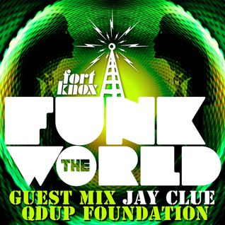 "Qdup presents ""Funk The World 03"""