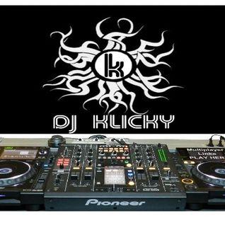 Dj Klicky Live @ Studio 92  (Colombes- Paris) France
