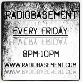 RadioBasement Episode #022 May 2nd 2014