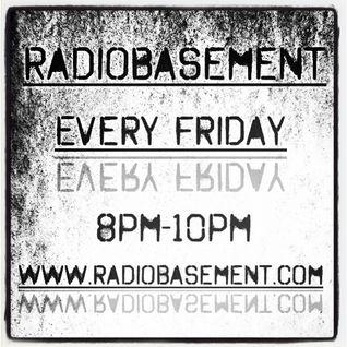 RadioBasement Episode #022 May 2nd 2014