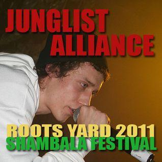 Roots Yard 2011 - Junglist Alliance