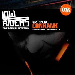 CONRANK Lowriders mixtape 016