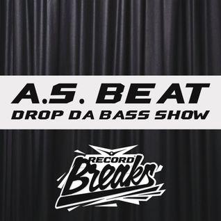 A.S. Beat - Drop Da Bass Show #024 (02-12-2016)