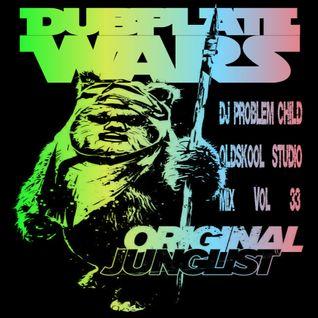 DJ Problem Child - Dubplate Wars Oldskool Studio Mix Vol 33
