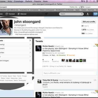 John Stoongard Mixtape July 2012