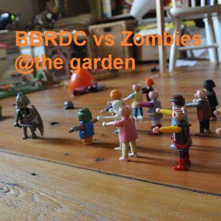 BBRDC vs Zombies @ the garden