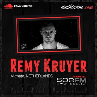 DTMIX076 - Remy Kruyer [Alkmaar, NETHERLANDS]
