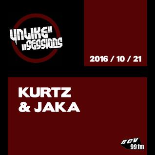 Unlike Sessions - 2016 oct 21 - Kurtz & Jaka