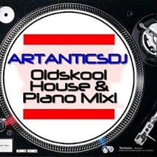 ArtanticsDJ - Oldskool House Classics! 24/09/2016!